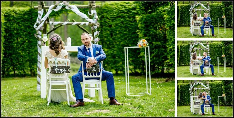 huwelijksreportage trouwkoppel